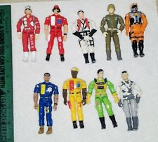 Vintage 1980's / 1990's Action Figure Lot