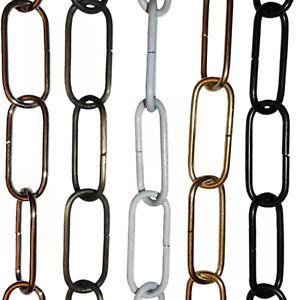 Lighting Pendant, Mirror or Picture Suspension Chain 50cm