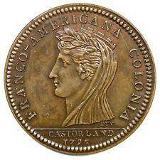 1796 Early Restrike Castorland Medal