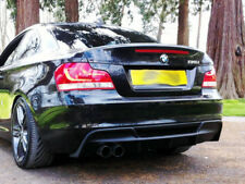 EPR Carbon Rear Bumper Diffuser For BMW E82 E88 2Door Coupe RG Style Sport Model