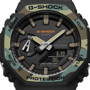 Casio G-Shock GA-2100SU-1AER Analog/Digital W/R 200m RRP £109 Official Stockist
