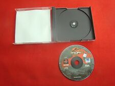 SONY PLAYSTATION sles-00903 JURASSIC PARK THE LOST WORLD 1, 2000) -Top