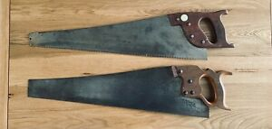 Vintage Spear & Jackson 24 inch Saw plus 1 other