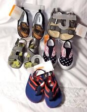 Boys size 5 lot Of 5 pairs shoes  Gymboree NWT