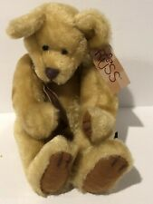 Russ Bears From The Past - New With Tag