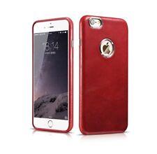 "ICARER Transformers Vintage Back Cace For APPLE iPhone 6 PLUS (5.5"") RED H946"