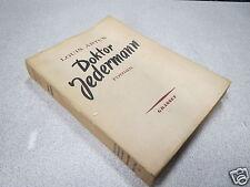 DOKTOR JEDERMANN LOUIS ARTUS GRASSET 1947 en français *