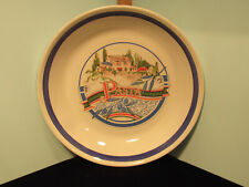 Vintage Dipantimano Stoviglierie Made in Italy Senic Large Pasta Bowl