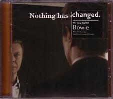 CD (NEU!) . Best of DAVID BOWIE (Ziggy Stardust Let's Dance Fashion Heroes mkmbh