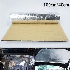 Car Sound Proofing Deadening Cell Foam Insulation Material Mat Deadener Pad 5mm