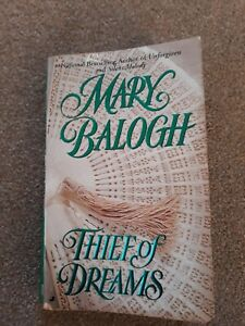 Thief of Dreams by Mary Balogh - Paperback - 1998