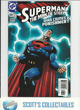 Superman.   Man of Steel   #118.    NM   (1st Print)   High Grade