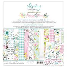 Mintay by Karola Happy Place 12 x 12 Paper Pad