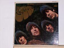 Beatles - Rubber Soul - Original 1965 Capitol St 2445 LP Record Album - Michelle