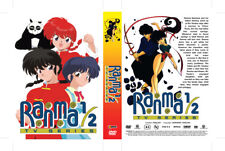 DVD RANMA 1/2 TV SERIES CHAPTER 1- 161 END + 12 OVA - All Region - FREE SHIPPING
