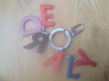 Radley Leather Key Ring/Fob - New
