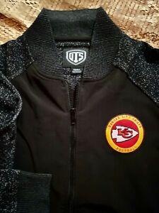 OTS NFL - Kansas City Chiefs - Women's Mia Jacket Logo -Large
