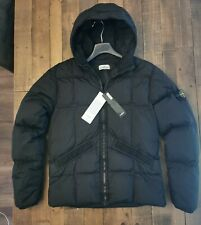 100% Authentic Stone Island Junior Garment Dyed Crinkle Rep NY Down Jacket Age14