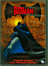 DC The Batman: The Rubber Face of Comedy & The Clay Face of Tragedy (DVD, 2005)