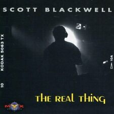 Scott Blackwell - Real Thing - Scott Blackwell CD BNVG The Cheap Fast Free Post