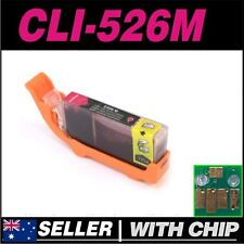 1x Magenta Ink for CANON CLI-526M for iP4850 iP4950 iX6550 MG5150 MG5250 MG5350