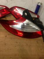 2010 MK3 MKIII RENAULT MEGANE 5DOOR 1.6 PASSENGER SIDE LEFT NSR REAR LIGHT LAMP