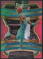 2019-20 Select Prizms Red #23 Terry Rozier 071/199 Charlotte Hornets