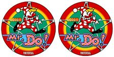 Mr Do's Side Art Panels Arcade Cabinet Graphics Stickers Reproduction