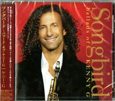 KENNY G-SONGBIRD BALLAD OF KENNY G-JAPAN CD F37