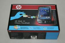Hp iPaq 111 Pocket Pc Classic Handheld Pda 624 Mhz Fa979Aa#Aba 110 Series - New