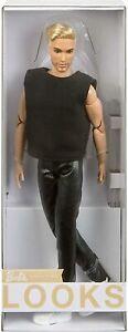 2021 Barbie SIGNATURE Looks Doll Line GTD90 Ken Blonde
