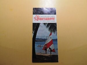 Buccaneer Hotel St. Croix U.S. Virgin Islands vintage brochure