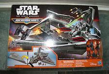 StarWars The Force Awakens Micro Machines 1st Order Destroyer Playset BRAND NEW