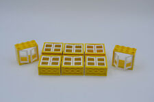 Lego® 1 x Technik Verbinder Cross Block 3x2x1 pearl dark grey NEU #11272