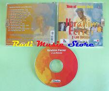 CD IBRAHIM FERRER Y LOS BOCUOS 2003 time of buena vista (Xs3) no lp mc dvd
