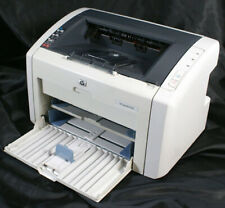 HP LaserJet 1022 Standard Laser Printer. Solenoid rebuilt, No Paperjam