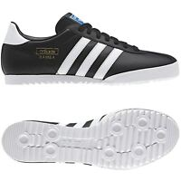 Adidas Originals Bamba Leather Mens Casual Retro Trainers Shoes Sizes UK 7-12