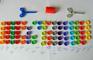 DOWNFALL GAME SPARES PIECES REPLACEMENT PARTS COUNTERS - MB - Please choose:-