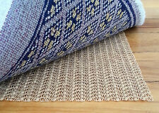 Non Skid Slip Area Rug Pad Underlay Nonskid Pads Carpet Mat Runner All Sizes