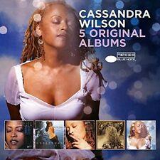Cassandra Wilson - 5 Original Albums [CD]