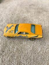 1998 Hot Wheels 1970 Chevelle SS Yellow Butterfinger 2