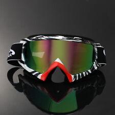Anti-UV Dust Goggles Glasses Motorcross Off Road Racing Bike Sport Windproof UK