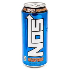 NOS High Performance Energy Drink - 473ml - AMERICAN IMPORT - Rare
