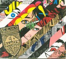 Ed Banger Records Volume Two - Mr Oizo/Justice/Klaxons Con Slip Case Cd Ottimo