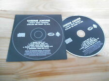 CD Indie Cherie Amore - I Don't Want Nobody (5 Song) Promo 4PLAY RAW NERVE