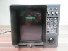 "Furuno FCR-1040 RDP-088 Boat Marine 10"" Color CRT Radar Display"