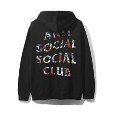 Anti Social Social Club x BT21 Blended Hoodie - Black Small Medium Large