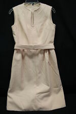 """VINTAGE HOWARD WOLF Pink """"Party"""" Dress W/Matching Belt, Womens Size 12"""