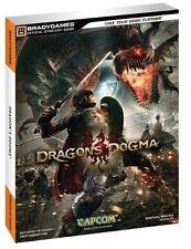 Dragon's Dogma Signature Series Guide! BradyGames! 2012! Paperback! New! Rare!
