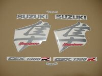 GSX 1300R Hayabusa 2003 2004 complete decals stickers graphics kit set adhesives